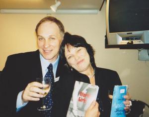 iain p and me