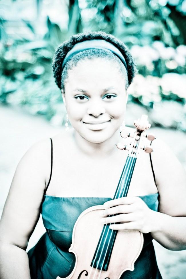 Tanya The Violinist II