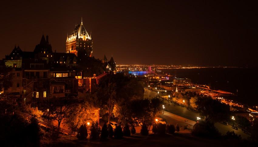 Quebec Midnight I