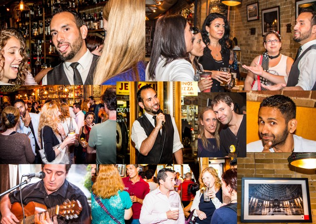 Project Italia: A Photography Reception