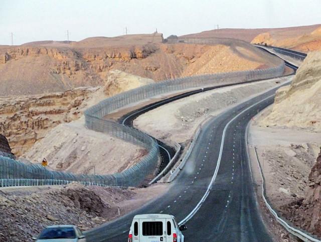 muro israeliano