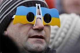 occhiali ucraini