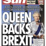 queen back brexit