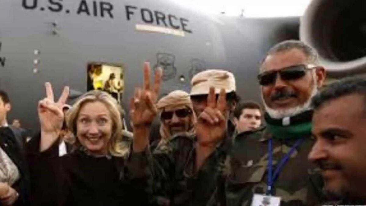 Perché, giornalisti, per voi Hillary è progressista?