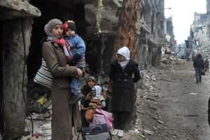 siria donne