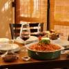 Tagliatelle Ragu alla Bolognese Restaurante Friccò Chef Sauro Scarabotta
