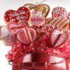 Bolachas decoradas Dia das Mães Fernanda Ribeiro Bolachas decoradas