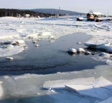The lost Pomor village..Arctic Adventure III