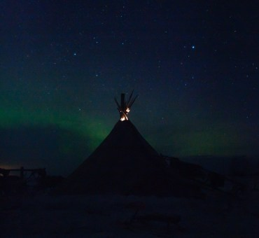 Finally Aurora Borealis and Kizhi..Arctic Adventure IV