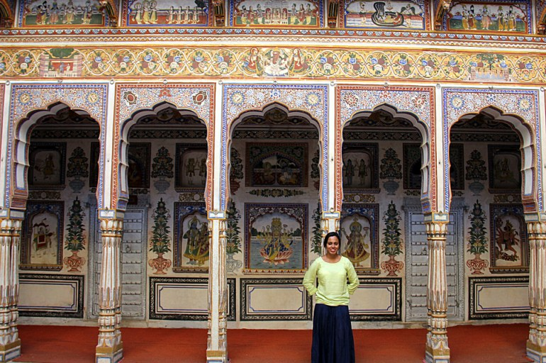 The crown jewel of Nawalgarh