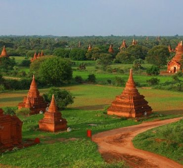 Bagan beauty