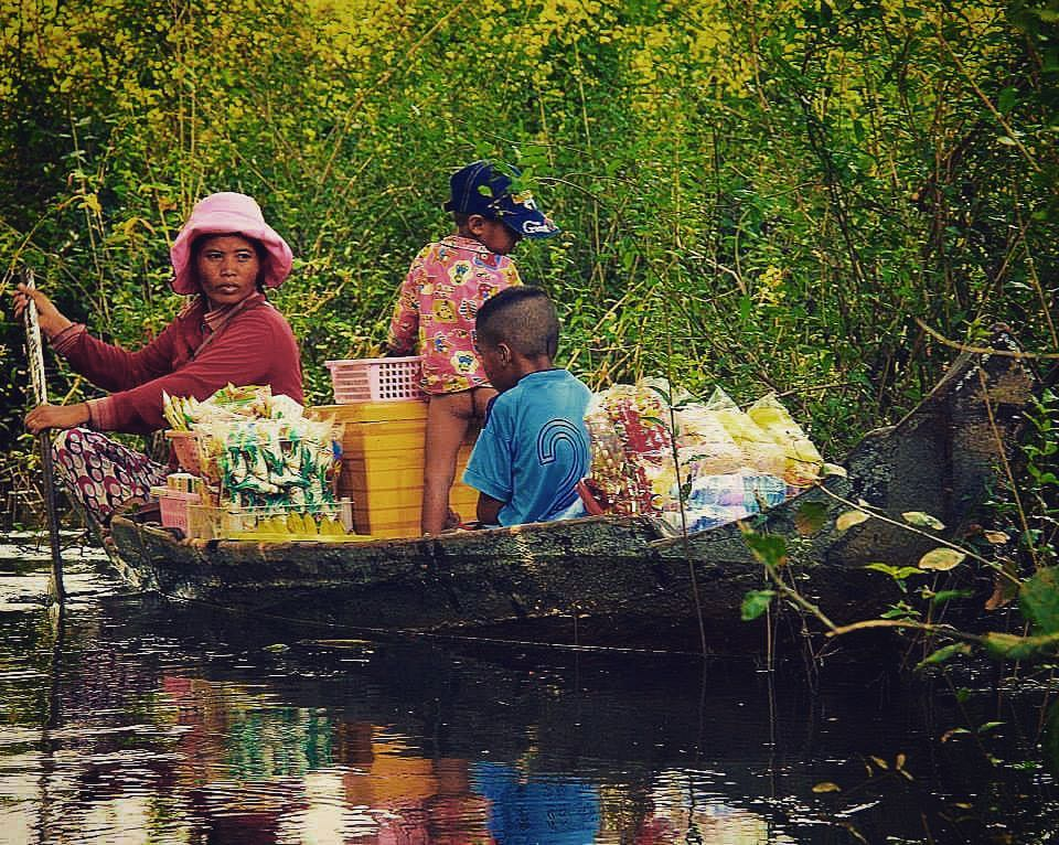 The lake life of Tonle Sap