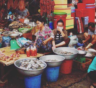 Phnom Penh snapshots II