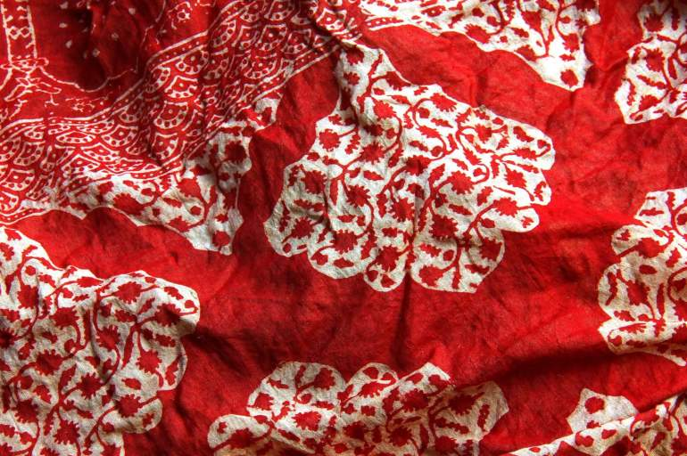 The millennia old heritage Ajrakh prints of Kutch