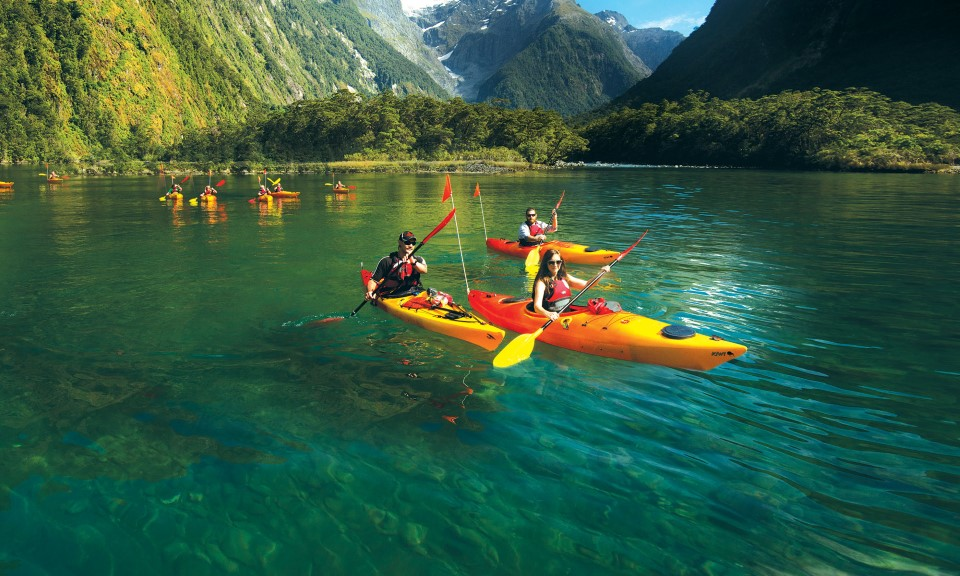 Create a phonebook for Fiordland National Park
