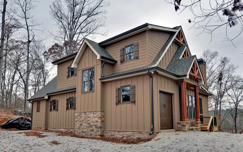 Fullsize Of Rustic House Plans