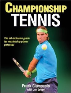 Championship Tennis by Frank Giampaolo