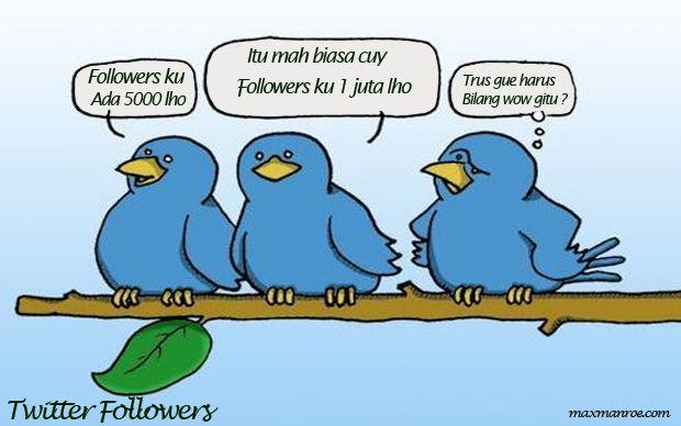 Cara Menambah Followers Twitter Cara Menambah Followers Twitter Dengan Cepat