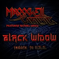 "Maxxxwell Carlisle ""Black Widow - Single"", 2015."