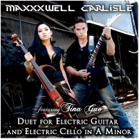 "Maxxxwell Carlisle ""Duet for Electric Cello and Electric Guitar in A minor"", 2009."