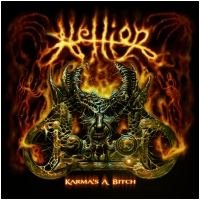 "Hellion ""Karma's a Bitch"", 2014."