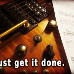 The Musician's Fear of Finishing