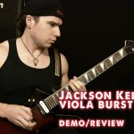 Demo / Review: Jackson Kelly Js32 in Viola Burst Finish