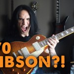 GEAR DEMO – The $170 Chibson Les Paul!
