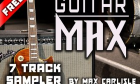 FREE Backing Track Sampler!
