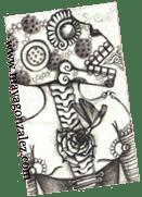 Death in a Corset by Maya Gonzalez