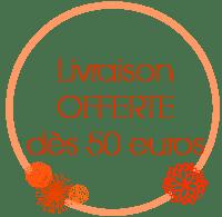 ROND DETOURE LIVRAISON OFFERTE 50E