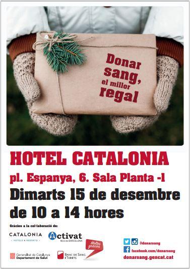Apostando por la vida,15 de diciembre 2015 en Barcelona