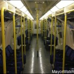 WiFi will not be available on Tube trains