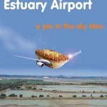 A poster launched by opponents to the Mayor's airport scheme