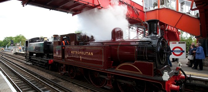 Last call for Transport Museum's heritage steam train tickets