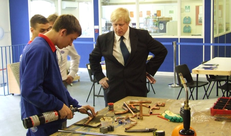London Assembly warns Boris could miss apprenticeships target