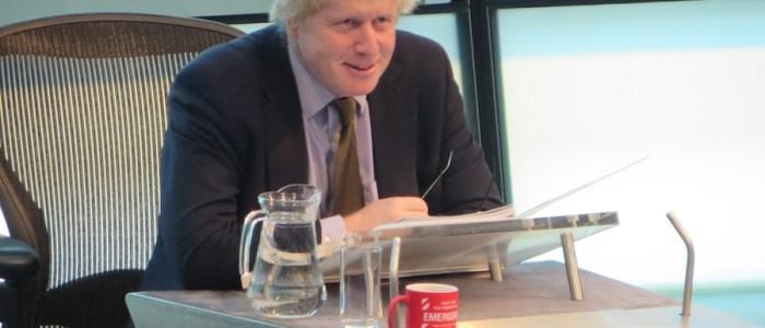 Boris seeks powers to cap mini cab numbers