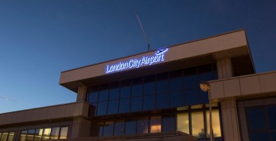Image: London City Airport