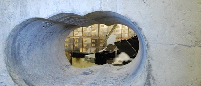 Met releases Hatton Garden vault raid photos