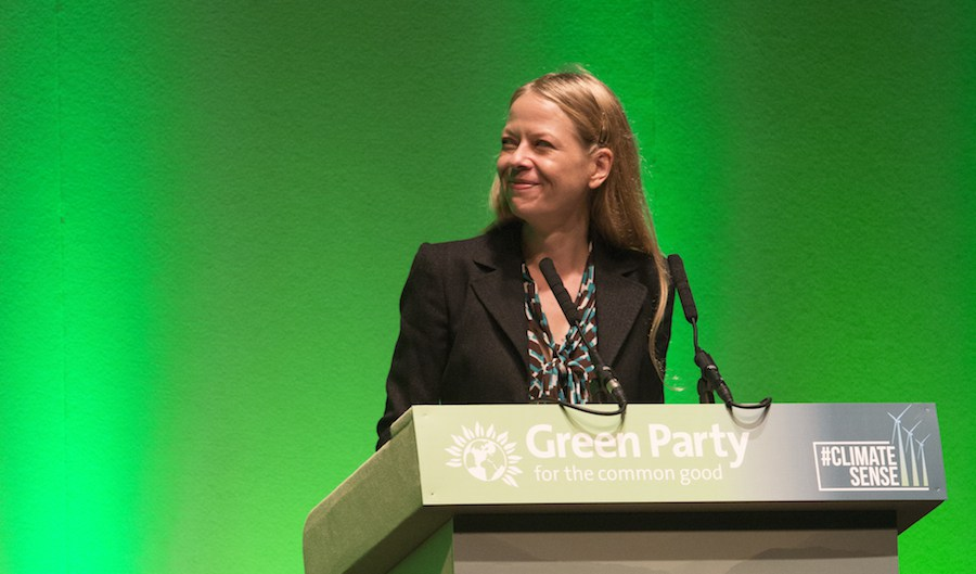Sian Berry is the Green party candidate for Mayor. Image: Stuart Lane