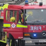 London's fire commissioner recommends axing 13 fire engines to balance books
