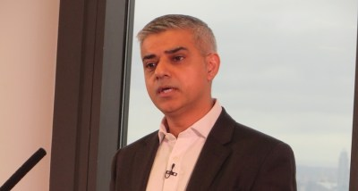 """Doreen Lawrence urges Londoners to back Sadiq Khan's vision of """"unity"""" for London"""
