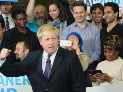 Boris tells Tory activists: 'Back Zac or see the marxists dismantle my legacy'