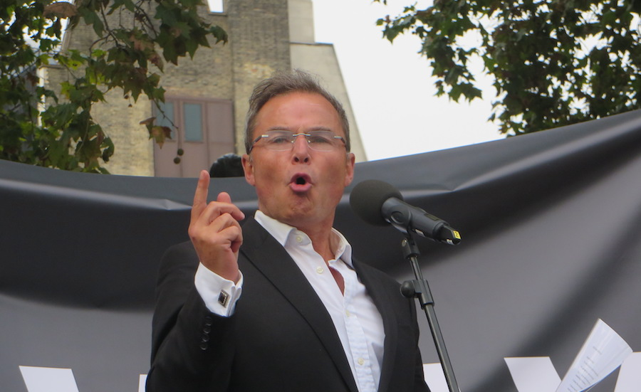 UKIP's Peter Whittle looks set to join the London Assembly.