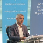 Sadiq Khan demands a place for London in UK's Brexit talks