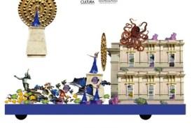 1er Gran Desfile del Carnaval Internacional de Mazatlán 2016