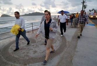 Funcionarios Municipales Realizan Recorrido de Diagnostico por la Zona de Playa