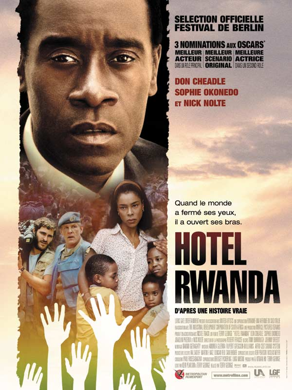 Must-See Movies, Stalled Netflix Queues and the Hotel Rwanda ...