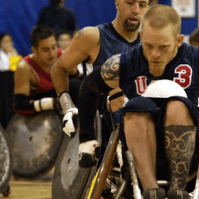 Pathetic AND Powerful? A Murderball Psychology