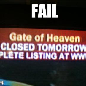 FAIL of the Week